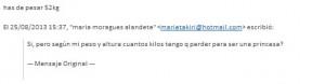 Segundo mail/M.Moragues