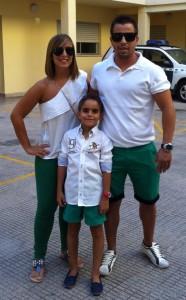 Jordi, Alejandro y Marta/ Archivo